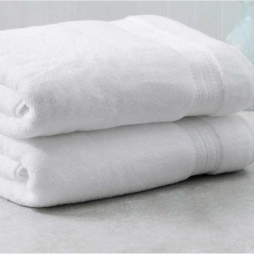 The_Linen_Mart_Charisma_Bath_Towel_Set_White