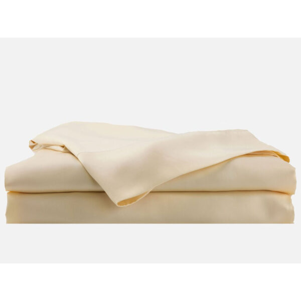 The_Linen_Mart_Bamboo_Sheet_Set_Mellow_Yellow